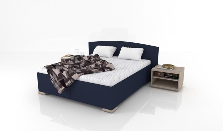 Moderná manželská posteľ Aries