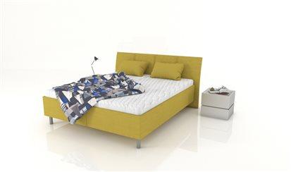 Dizajnová manželská posteľ Crux