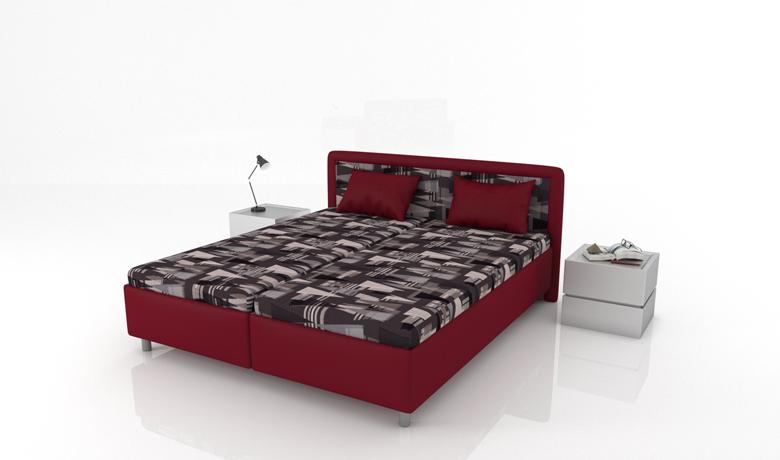 Čalúnená posteľ Zeta