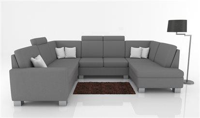 Moderná účková sedačka Lambda