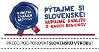 Prečo podporovať slovenskú výrobu?