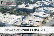 Nova pedajna Bratislava novinka - Sedačky Beta