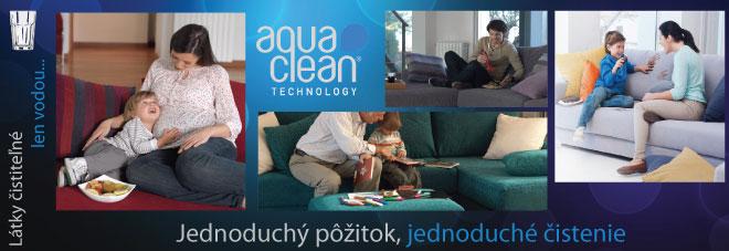 Kolekcia látok AquaClean