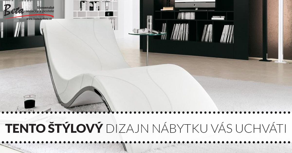 Tento štýlový dizajn nábytku vás uchváti