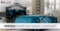 Typy postelí: Ktorá vám najviac vyhovuje?