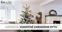 Inšpirácie pre vianočné zariadenie bytu: Doplnky sú rozhodujúce