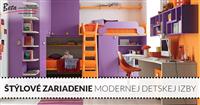 4 skvelé nápady na štýlové zariadenie modernej detskej izby